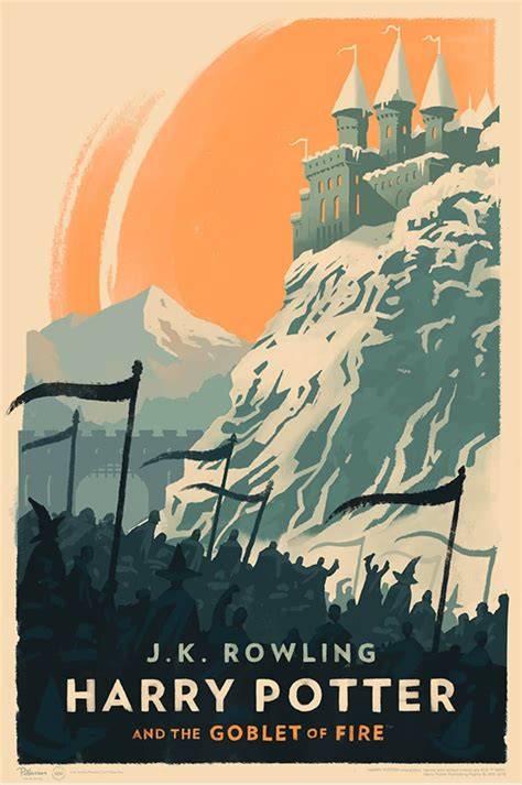 Check Out the Gorgeous Art for the German Harry Potter