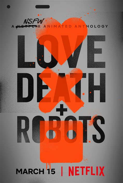 Love Death and Robots Teasers and Synopses Revealed by