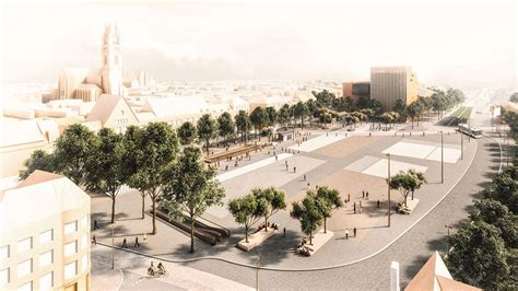 Final Plans For The Redevelopment Of 't Zand And