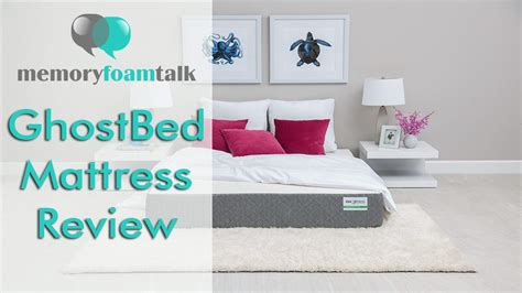 GhostBed Review l Ghost Mattress l Ghostbed Coupon