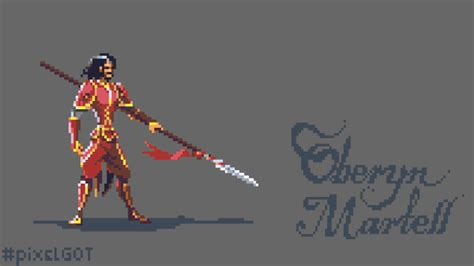 Artist Creates Awesome Game of Thrones Pixel Art   The