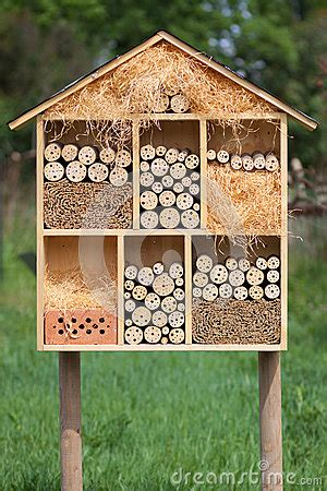 Insect Hotel Stock Photos - Image: 24832773