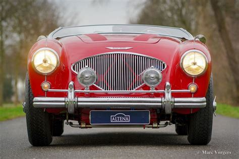 Austin Healey 100/4 BN1 'Le Mans', 1954 - Welcome to