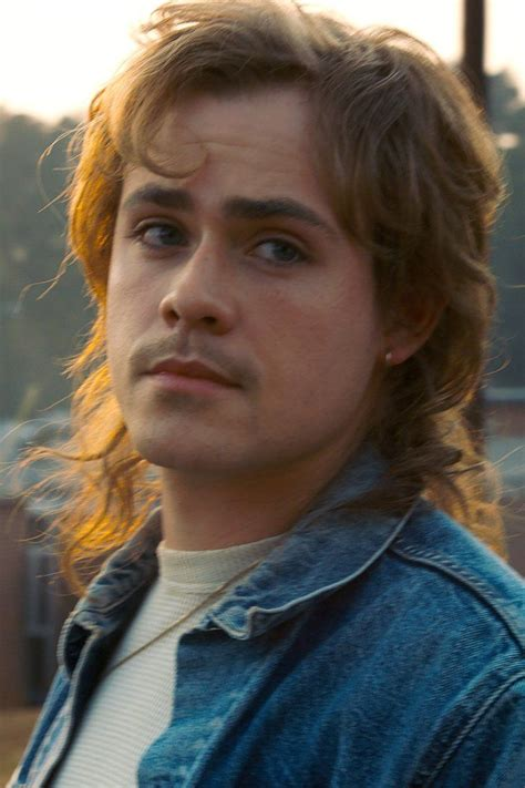 Billy's Mullet Is the Biggest Breakout Star of Stranger
