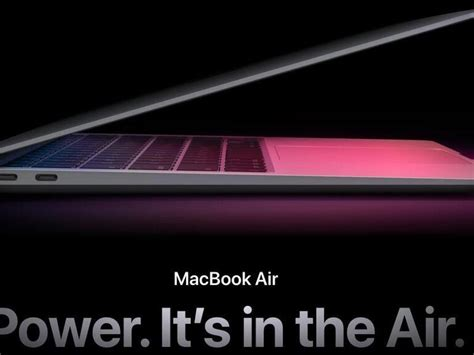 Apple's MacBook Air with M1 chip: Everything you need to